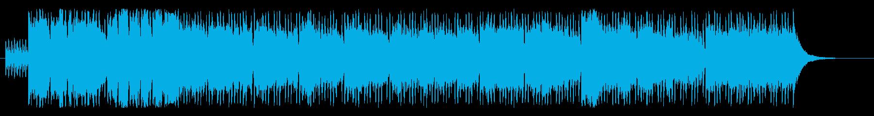 ブラームス1-4ロックアレンジ生trbの再生済みの波形