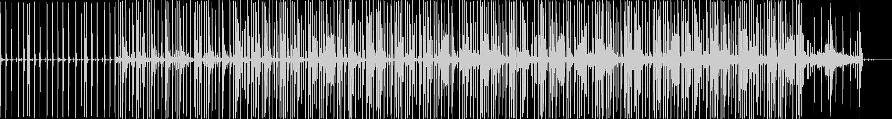 _(:3 」∠)_この顔文字っぽい一曲の未再生の波形