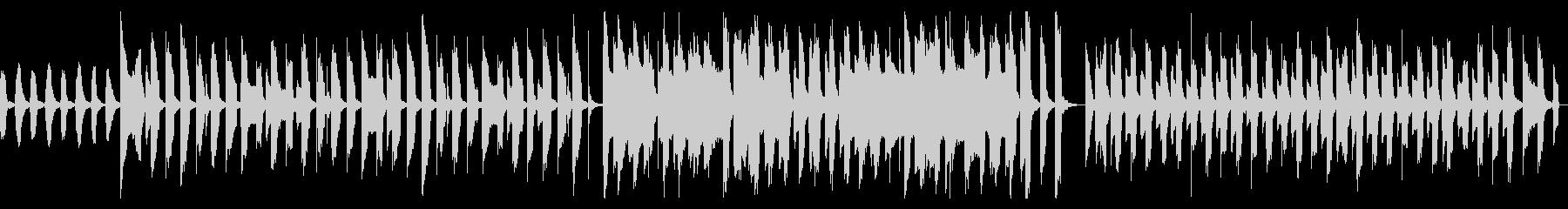 ピタゴラスイッチ風かわいいリコーダー曲の未再生の波形