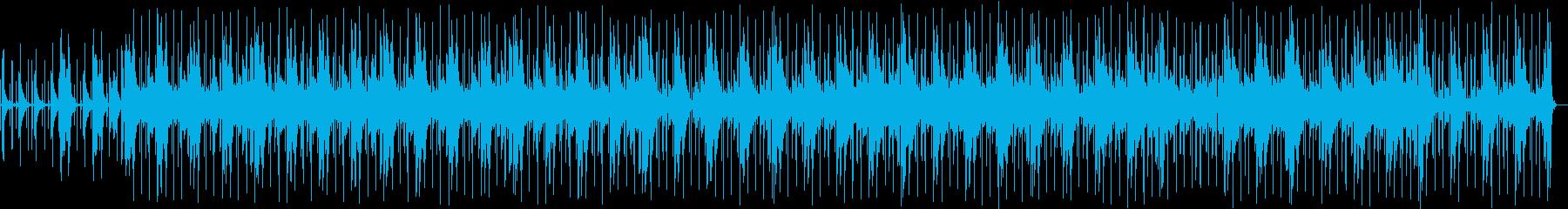 有機的でゆったりとしたピアノヒップホップの再生済みの波形