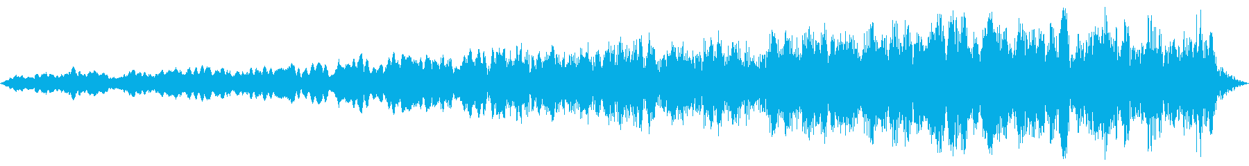 ドローン ゆっくり腫れ01の再生済みの波形