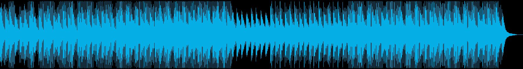 企業VP クリーン・シンプル・洋楽の再生済みの波形