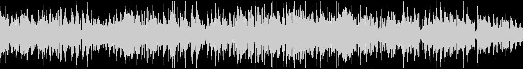 緩やかで優しいボサノバ ※ループ仕様版の未再生の波形