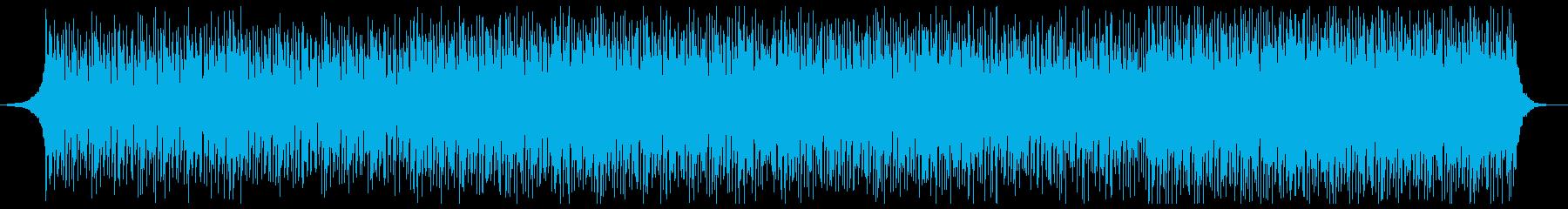 未来の技術 スタイリッシュ テクノ...の再生済みの波形
