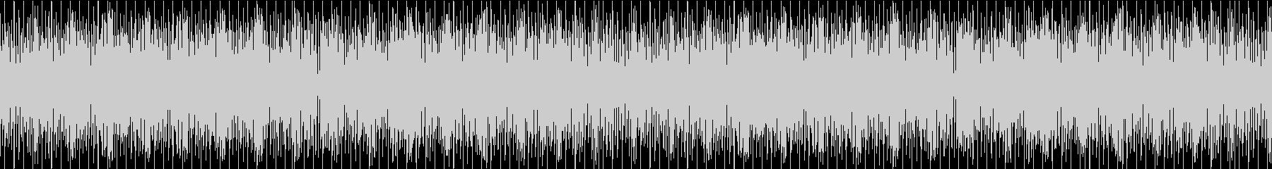 明るく可愛いBGM/オケ/ループ可能の未再生の波形