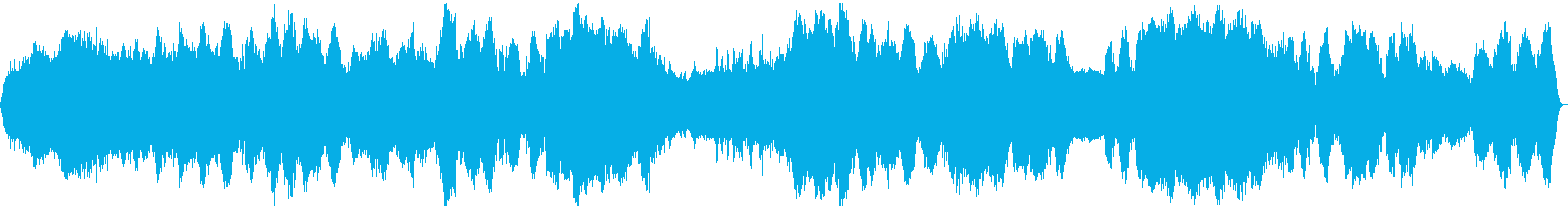 広い世界を内在化したヒーリング音楽の再生済みの波形