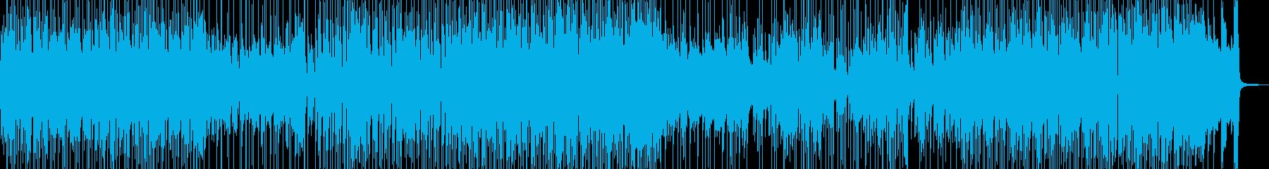 ピクニック気分・ブラスジャズポップの再生済みの波形