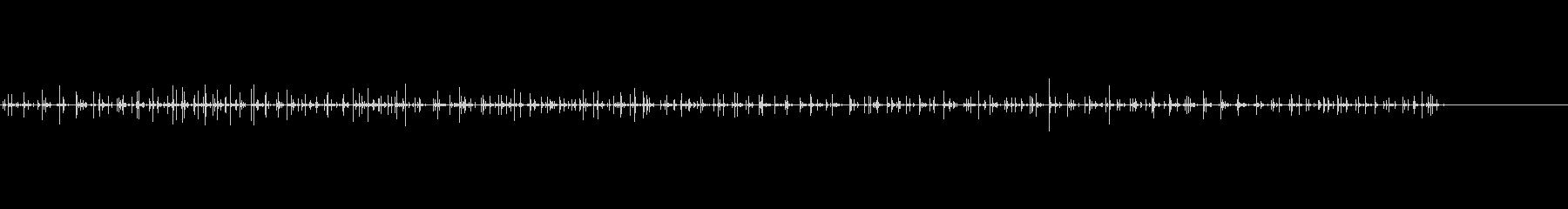 リバーブ、小グループでブーツのリノ...の未再生の波形
