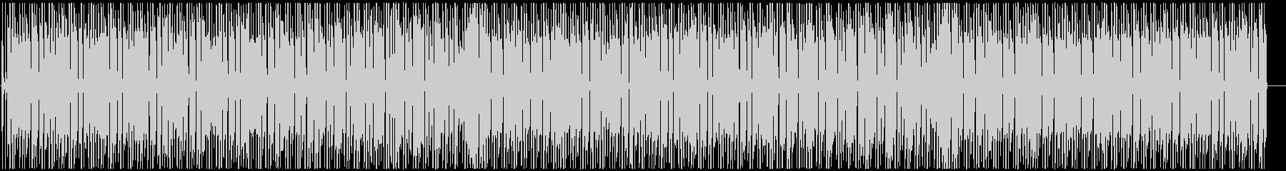 レゲエ 夏の午後ゆったりVIBESの未再生の波形
