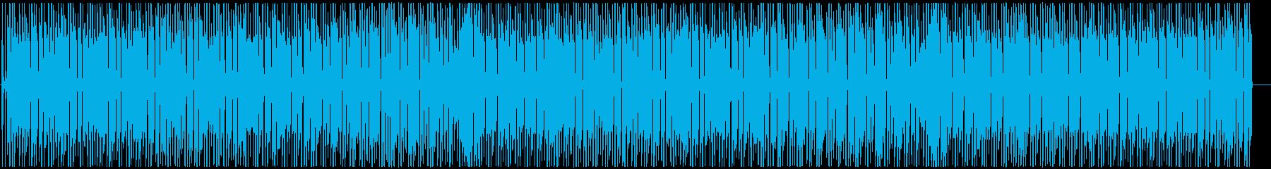 レゲエ 夏の午後ゆったりVIBESの再生済みの波形