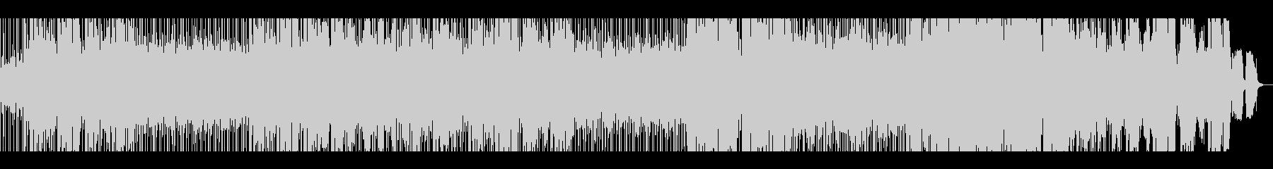 ナイトクラブで演奏されるノリノリナンバーの未再生の波形