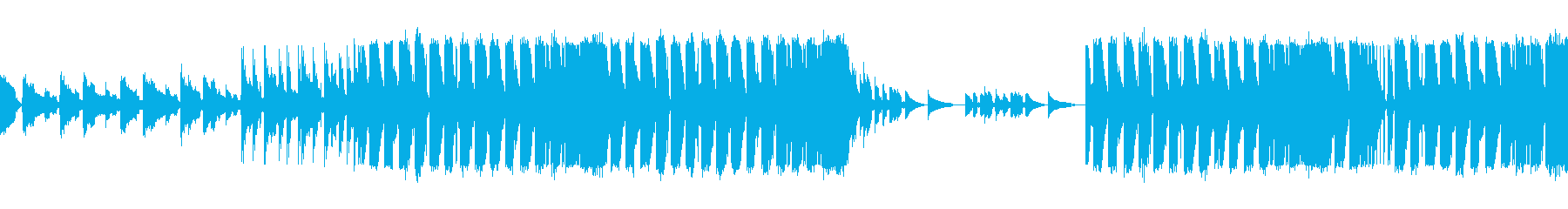 【Synthe抜】クラシックEDMの再生済みの波形