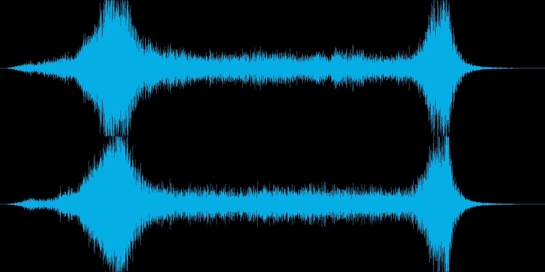 トランジション プロモーションパッド55の再生済みの波形