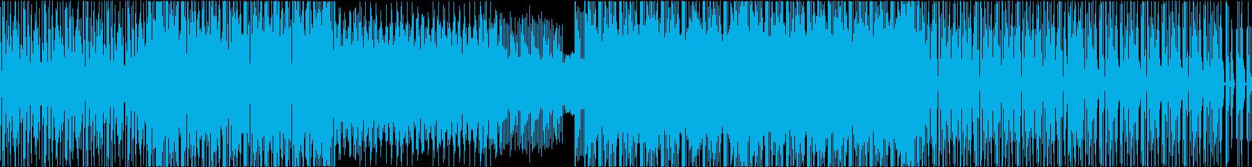 EDM トロピカル レゲエ 楽しい LPの再生済みの波形