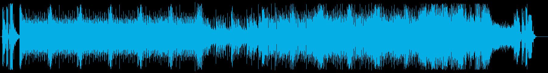 ボーナスタイム!疾走感のギラギラサウンドの再生済みの波形