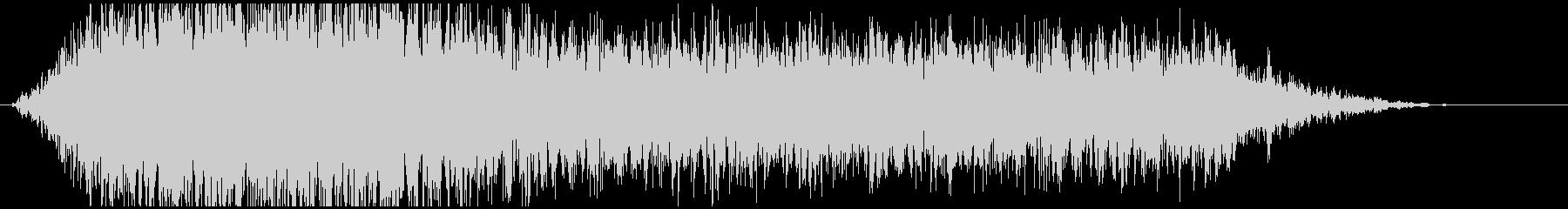 ドローン G ノイズロー01の未再生の波形