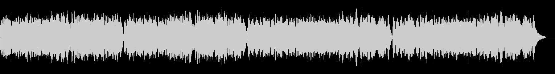 軽快で繊細なチェンバロ バロック・高音質の未再生の波形
