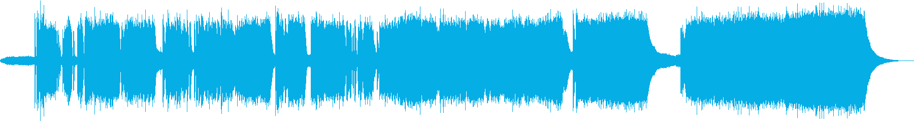 【生録音】ドリルの音 6 歯医者 工事の再生済みの波形