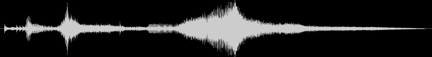 GmキャデラックCts:内線:開始...の未再生の波形