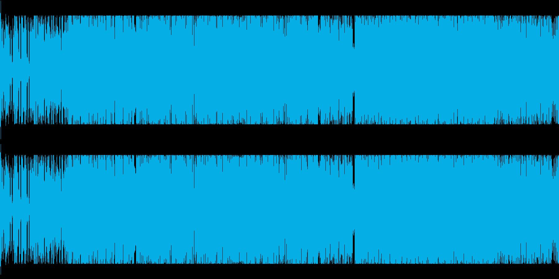 和風/モダン/三味線/箏/和楽器/EDMの再生済みの波形