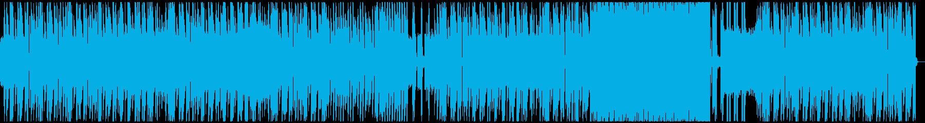 テンション高めなエリーゼのために-フル版の再生済みの波形