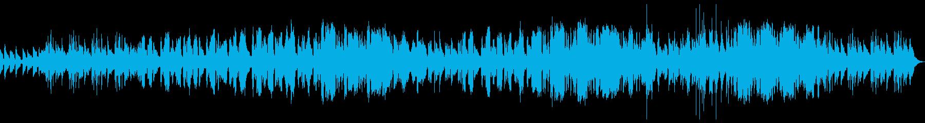 企業VP♪トロピカルハウスEDM♪夏CMの再生済みの波形