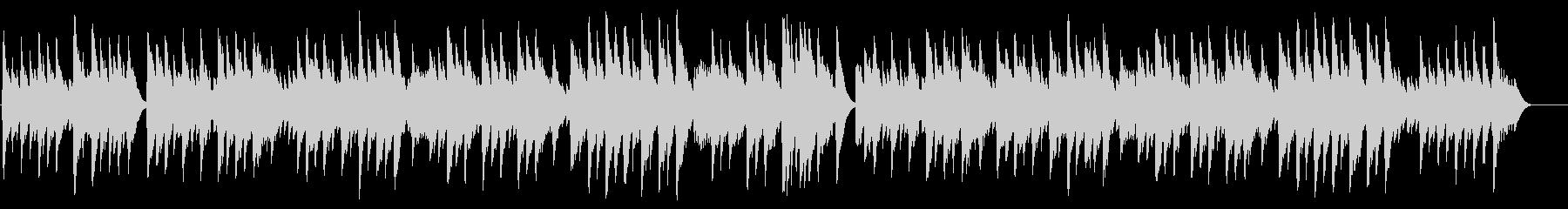 ひなまつり /三宅延齢(Aパターン)の未再生の波形