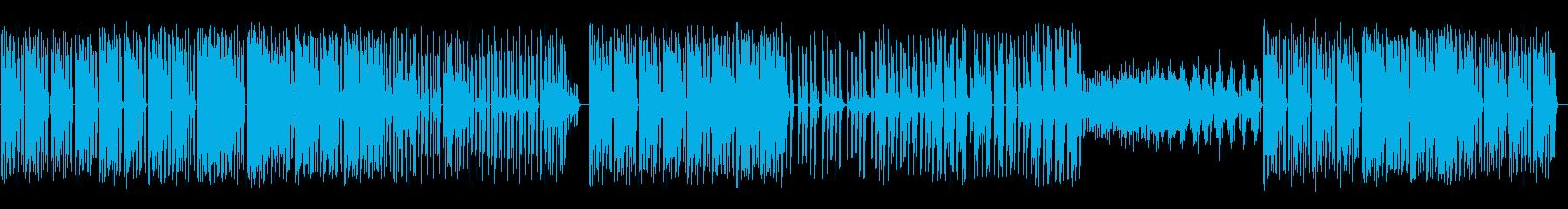 レトロな未来感 テクノポップ 80'sの再生済みの波形