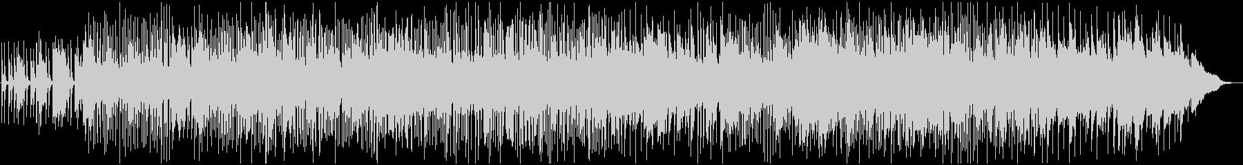ピアノファンキーとスイング。の未再生の波形