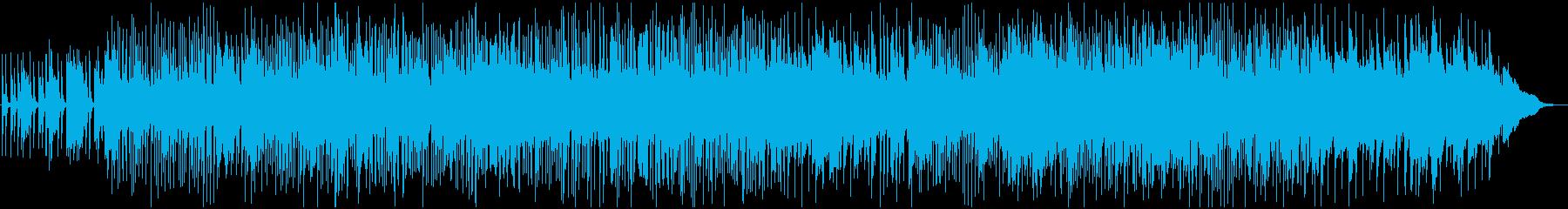 ピアノファンキーとスイング。の再生済みの波形