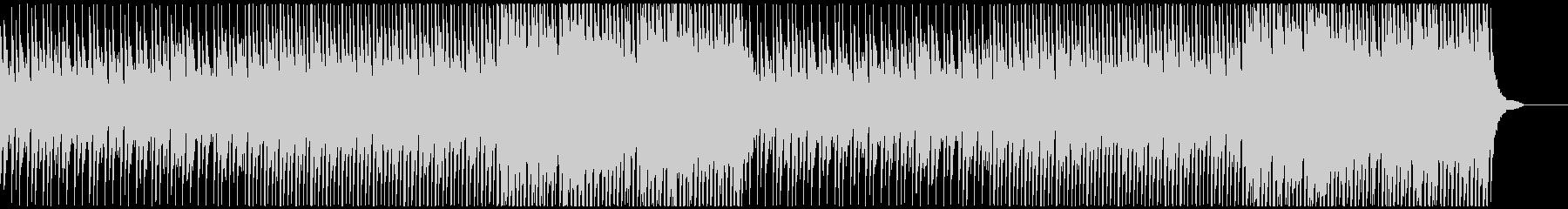 ピアノメインの爽やかで感動的なポップ曲の未再生の波形