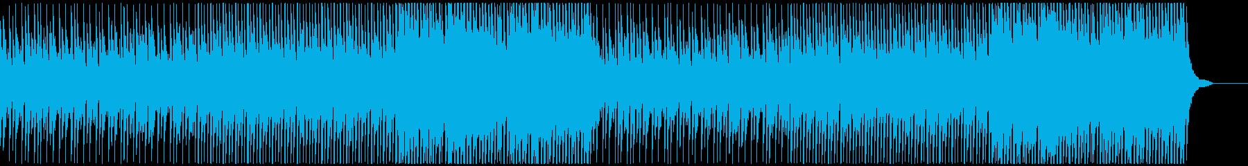 ピアノメインの爽やかで感動的なポップ曲の再生済みの波形