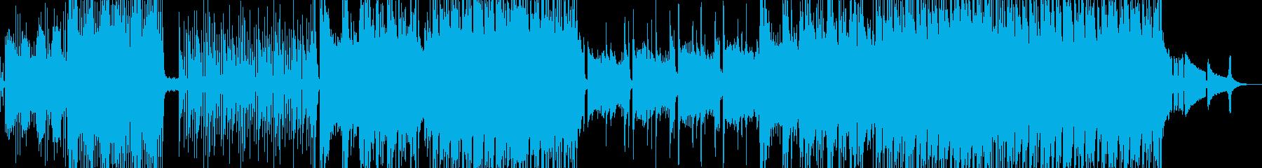 南国・トロピカルポップス…00:48の再生済みの波形