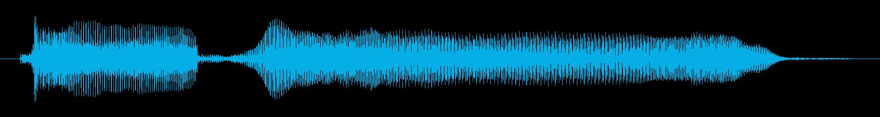 リトルレッドモンスター:Wの再生済みの波形