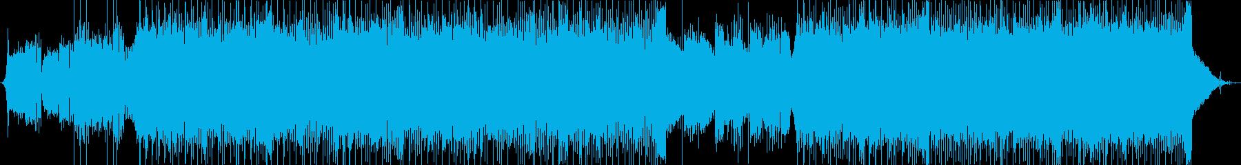 トラップ ヒップホップ 実験的 ス...の再生済みの波形