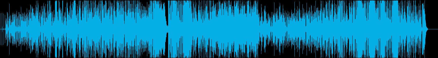 ニューオーリンズのアップライトベー...の再生済みの波形