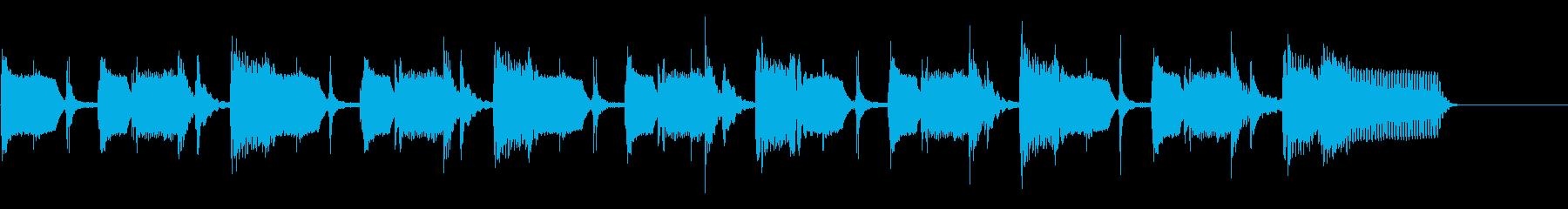 マルガリータ、ファーストテンポ、ベ...の再生済みの波形