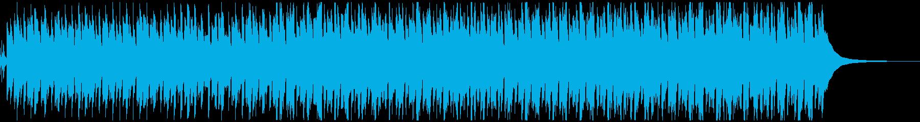 楽しげなアコースティックPopです。の再生済みの波形