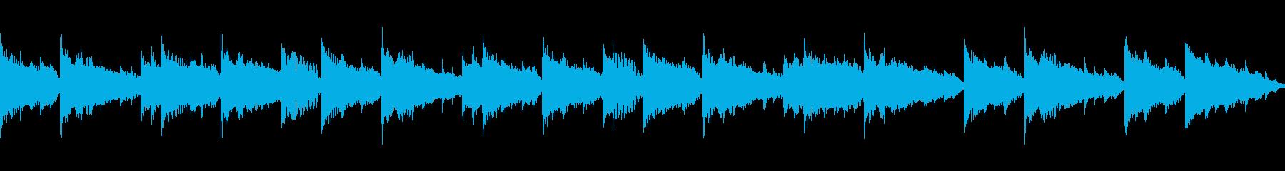 企業映像【ループ1】感動ドキュメンタリーの再生済みの波形