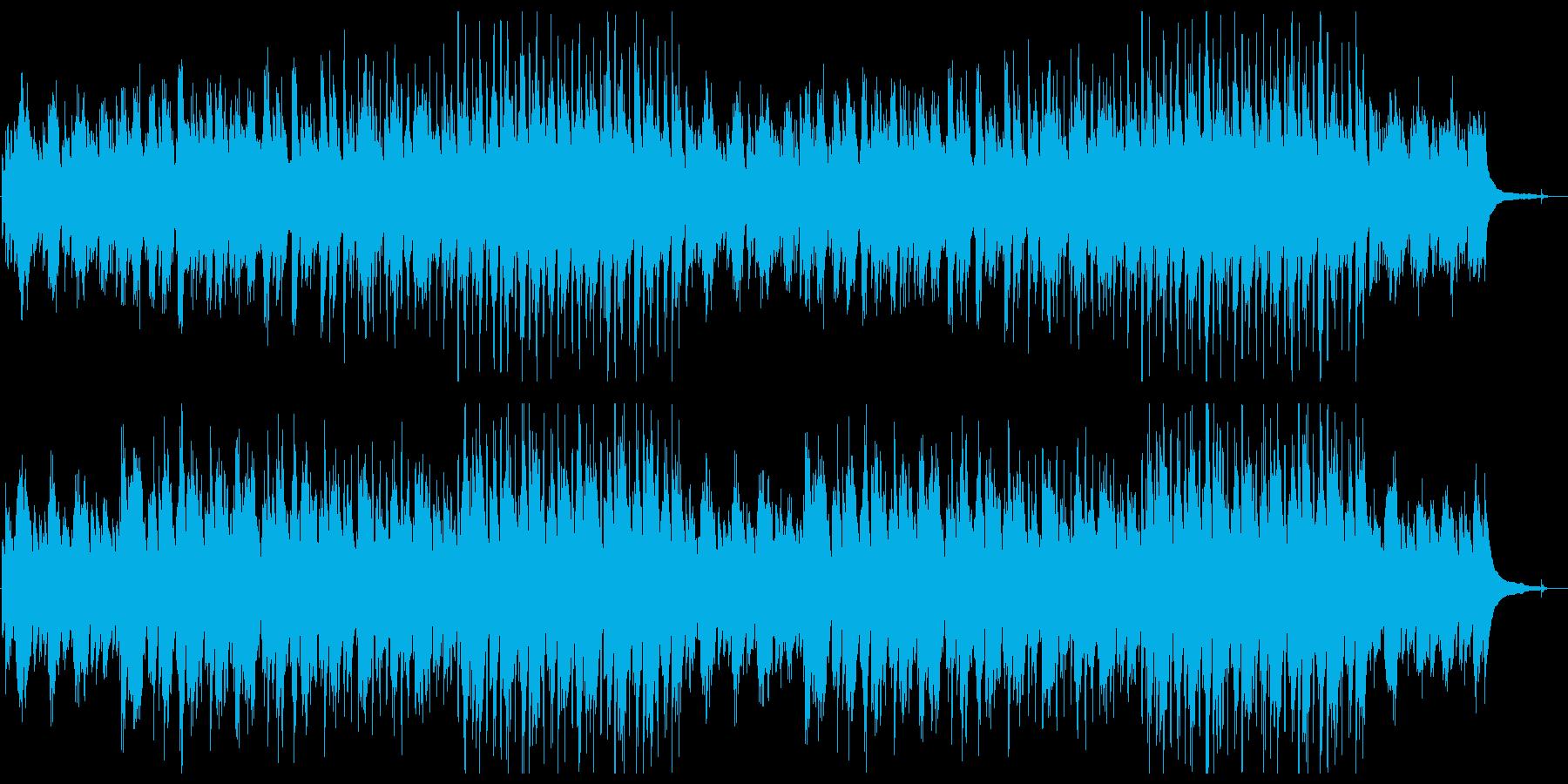 しっとり爽やかなピアノとアコギの再生済みの波形
