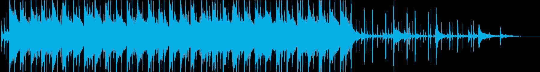 【和風】神秘的なlofi hiphop③の再生済みの波形