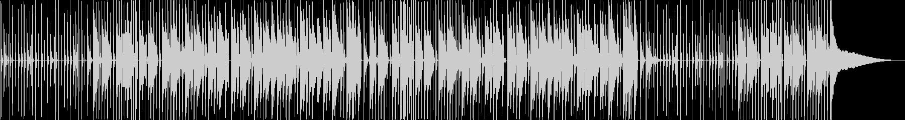 【キッズ動画向け】ほのぼの楽しいポップスの未再生の波形