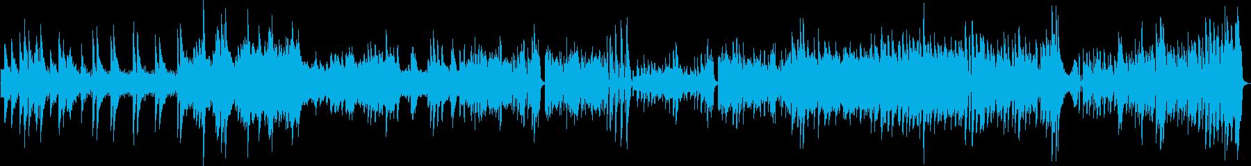 迫る危険(ソロピアノ・緊迫・不安)の再生済みの波形