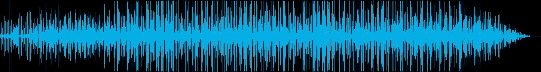 ノスタルジックなTRAPビートの再生済みの波形