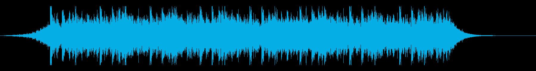 デザートプリンス(ショート)の再生済みの波形