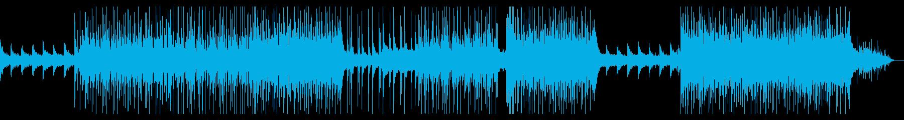 HIPHOPトラック/明るい/爽やかの再生済みの波形