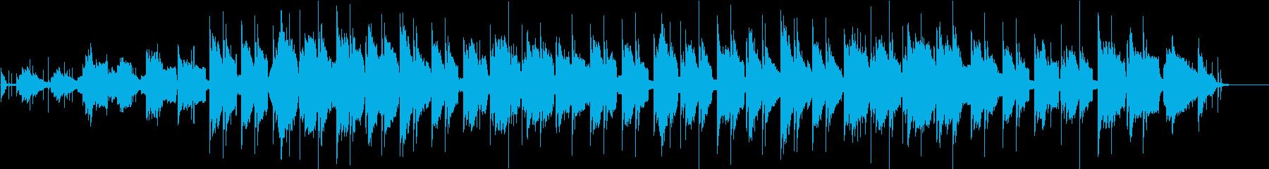 木管楽器が主役の安らぎの音楽の再生済みの波形