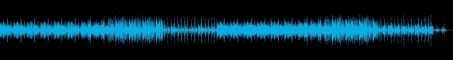 (s002)静かに楽しいトークになる音楽の再生済みの波形