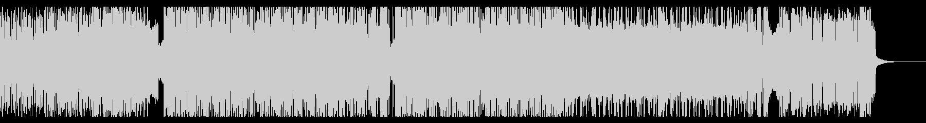 80年代風・王道スラッシュメタル Aの未再生の波形
