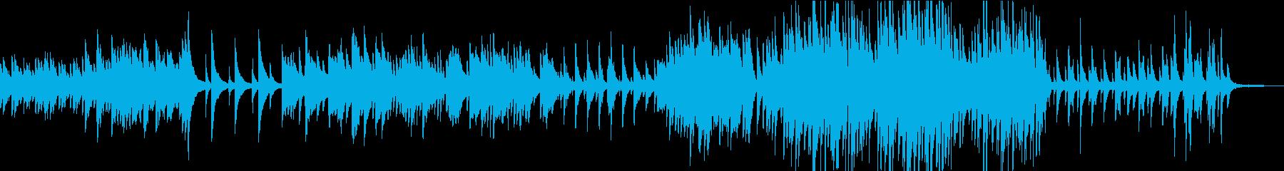 透明感のある切ないピアノ曲ですの再生済みの波形